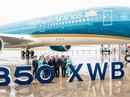 """Chủ tịch QH chứng kiến ra mắt """"siêu"""" máy bay A350-900 của Vietnam Airlines"""