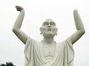 16 pho tượng La Hán trong ngôi chùa cổ bất ngờ bị đập phá trong đêm