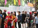 Hàng ngàn lượt khách đổ về Hội trường Thống Nhất trong ngày 30-4