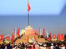 """Long trọng tổ chức Lễ thượng cờ """"Thống nhất non sông"""""""