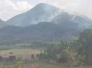 Đang cháy rừng dữ dội tại Gia Lai