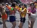 5 điểm đến lý tưởng trong lễ hội té nước ở Thái Lan