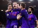"""""""Vua"""" Salah trở lại, Liverpool tăng tốc cuộc đua vô địch"""