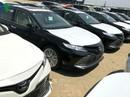 Toyota hết mặn mà lắp ráp xe hơi tại Việt Nam