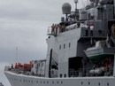 Khu trục hạm Nga xuất hiện giữa lúc Mỹ và Philippines tập trận