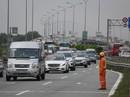 Oằn mình đường cao tốc TP HCM - Long Thành - Dầu Giây