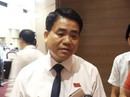 """Chủ tịch Hà Nội nói gì về kết luận thanh tra vụ """"xẻ thịt"""" đất rừng Sóc Sơn?"""