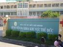 Bệnh viện Đa khoa Khu vực Thủ Đức ngưng thu phí người nhà nuôi bệnh
