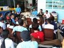 Khánh Hòa: Bị o ép, hàng chục tài xế, nhân viên xe buýt ngừng việc đòi quyền lợi
