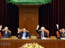 Những hình ảnh phiên bế mạc Hội nghị Trung ương 10