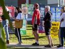 Bầu cử Úc: Thủ lĩnh Công đảng thừa nhận thất bại