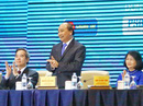 Thủ tướng Nguyễn Xuân Phúc lắng nghe 2.500 doanh nghiệp tư nhân hiến kế