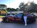 Ronaldo phóng tay tậu xe sang Bugatti La Voiture Noire 300 tỉ đồng