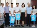 Hà Nội: Thăm hỏi công nhân bị tai nạn lao động, bệnh nghề nghiệp