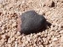 """""""Nghĩa địa thiên thạch"""" ở sa mạc chết chóc nhất thế giới"""