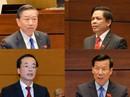 """""""Chốt"""" 4 Bộ trưởng """"đăng đàn"""" trả lời chất vấn Quốc hội"""
