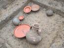 Xây nhà, đào được nguyên thị trấn cổ 2.000 năm
