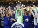 Cầu thủ Chelsea không thi đấu phút nào vẫn vô địch Europa League
