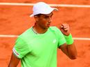 Tay vợt Việt kiều vào vòng 3 Roland Garros sau khi hạ gục Verdasco
