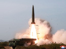 """Triều Tiên thử """"tên lửa đạn đạo tầm ngắn"""""""