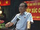 Phó Bí thư Thường trực Thành ủy TP HCM nói về vụ dâm ô trong thang máy ở quận 4