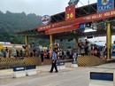 BOT Hòa Lạc-Hòa Bình phải xả trạm vì người dân phản đối thu phí