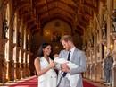 Anh: Hoàng tử nhỏ mới sinh đã được đặt tên