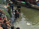 """""""Người nhái"""" tìm thấy 2 thi thể học sinh trên sông Đồng Nai"""