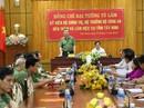 Bộ trưởng Tô Lâm yêu cầu Tây Ninh lưu ý chống buôn ma túy