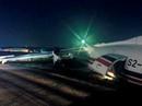 Máy bay trượt khỏi đường băng, phi công bị thương
