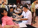 CNVC- LĐ hiến máu tình nguyện