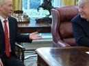 Ông Donald Trump dụng kế buộc Chủ tịch Trung Quốc gặp mặt