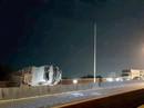 """Cầu Phú Mỹ """"tê liệt"""" gần như thâu đêm"""