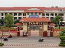 Đoàn thanh tra mới tại Vĩnh Tường có 1 phó chánh thanh tra Bộ Xây dựng, 8 trưởng, phó phòng