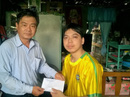 CẦN THƠ: Thăm, tặng quà công nhân bị tai nạn lao động