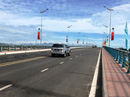 Khánh thành cây cầu 650 tỉ đồng qua sông Trà Khúc