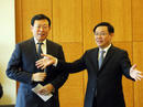 """Gặp các tập đoàn Hàn Quốc, Phó Thủ tướng đề nghị chọn Việt Nam là """"cứ điểm"""""""