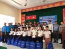 Trao học bổng cho học sinh khó khăn huyện Cần Giờ