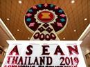 ASEAN bàn chuyện thương mại, biển Đông