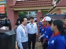 Bộ trưởng Phùng Xuân Nhạ kiểm tra kỳ thi tốt nghiệp tại Đắk Lắk