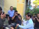 CLIP: Toàn cảnh tác nghiệp tại phiên tòa xử ông Nguyễn Hữu Linh tội dâm ô