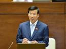 Quốc hội chất vấn Bộ trưởng Bộ VH-TT-DL Nguyễn Ngọc Thiện