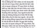 Tung tin bắt cóc trẻ em sai sự thật, 2 người dân Quy Nhơn bị xem xét xử lý