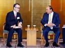 Việt - Nhật trao văn kiện hợp tác hơn 8 tỉ USD