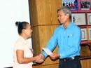 ĐỒNG NAI: Thăm, tặng quà cho đoàn viên mắc bệnh hiểm nghèo