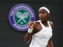 Nữ tay vợt 15 tuổi vào vòng 3 Wimbledon