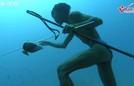 Tộc người có thể lặn sâu 70m, 13 phút không cần thở dưới biển