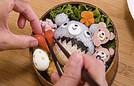 Những hộp cơm Nhật Bản xinh xắn 'không nỡ ăn'