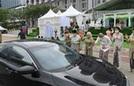 Kỳ lạ đám cưới 10 ngàn khách nhưng không có bàn tiệc ở Malaysia