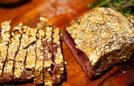 Trải nghiệm món bò dát vàng tại TP.HCM